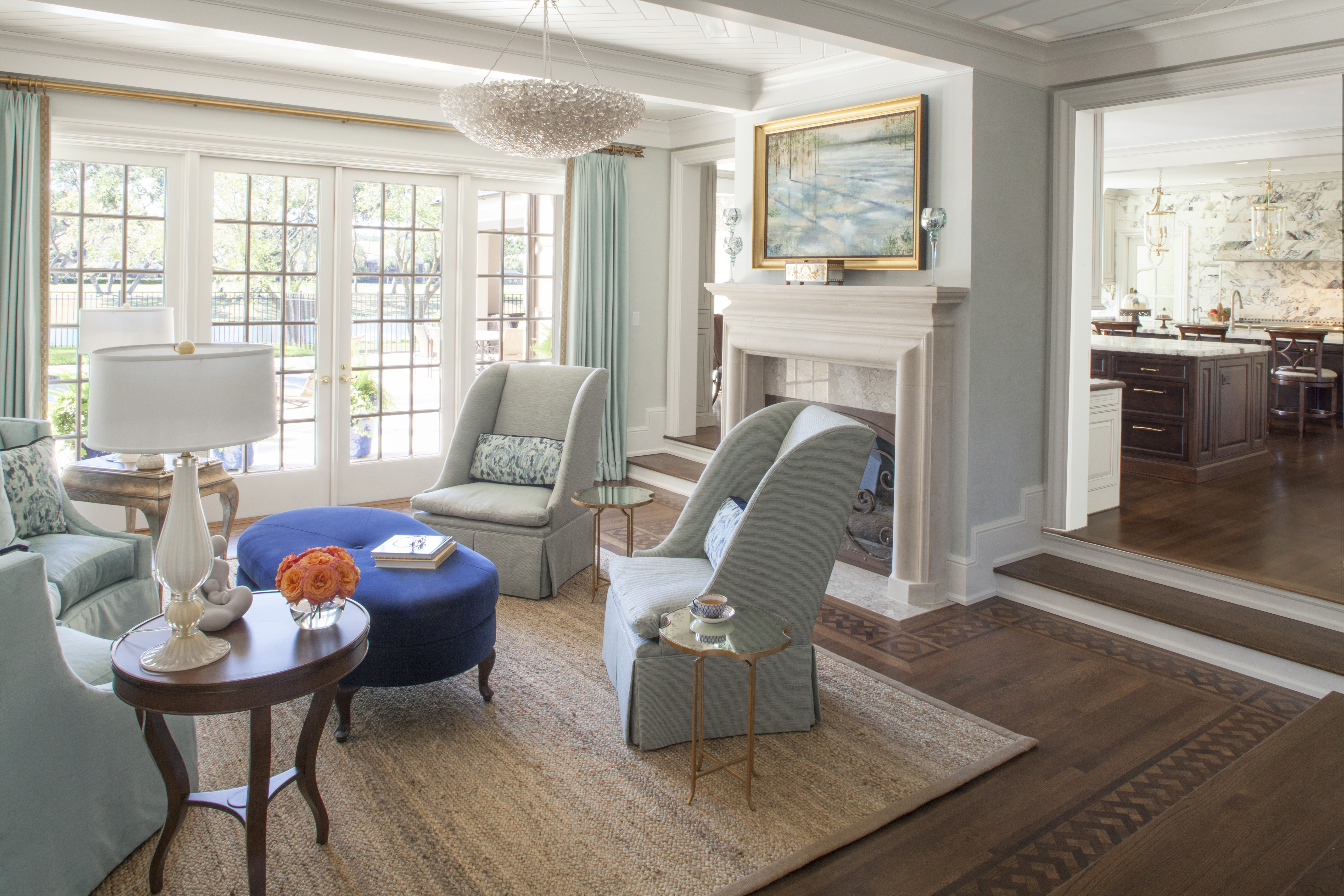 French Country Renovation: Amanda​ ​Webster,​ ​Andrea​ ​Colbert,​ ​&​ ​Becky​ ​Demetriou​ ​-​ ​Amanda Webster​ ​Design
