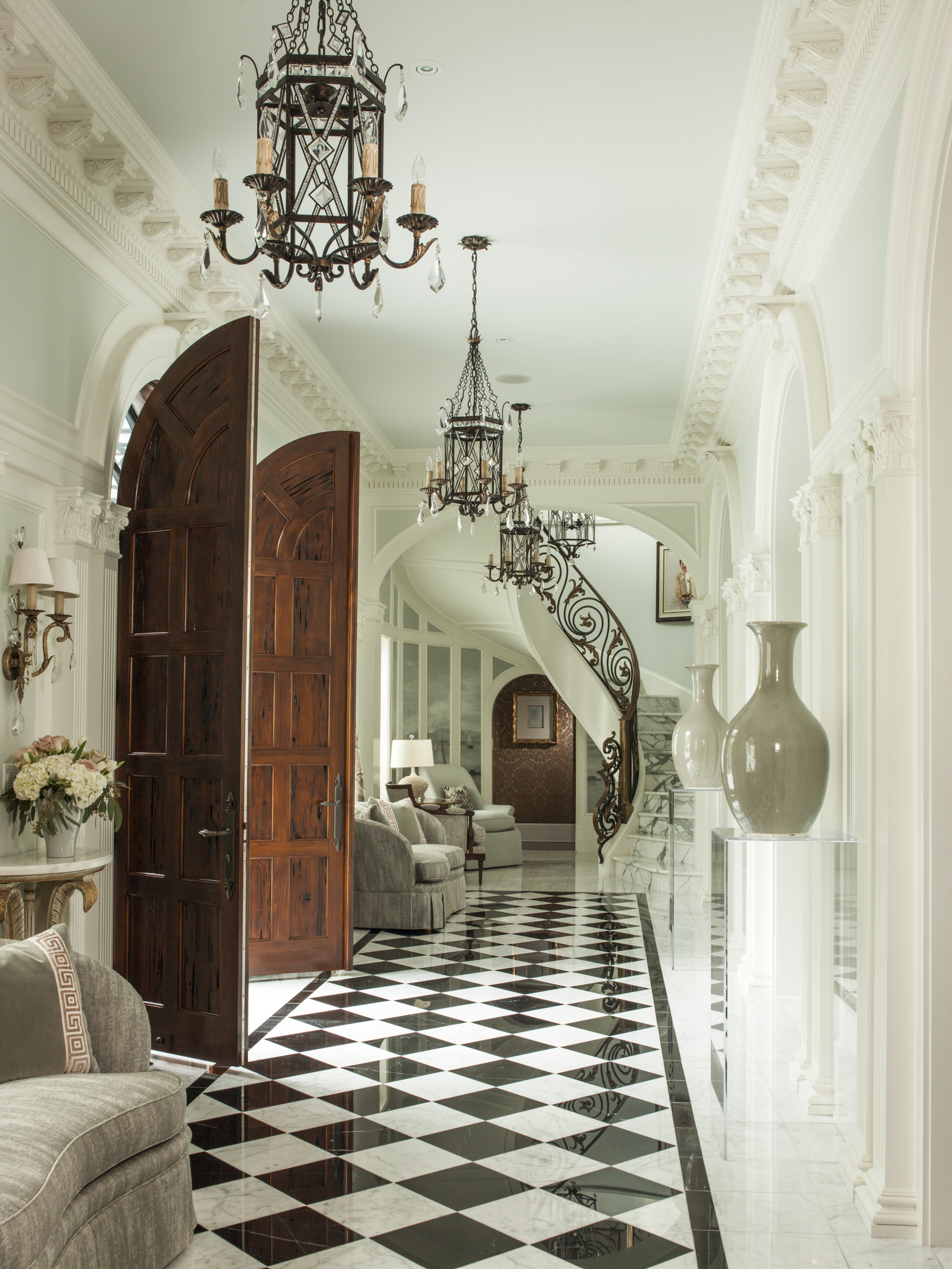 Baroque Revival: Juliana​ ​Catlin​ ​-​ ​Catlin​ ​Design