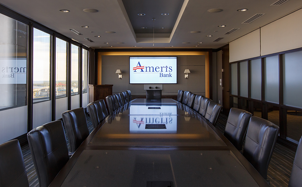 Ameris Bank Headquarters: Juliana​ ​Catlin,​ ​Kelly​ ​Boyett,​ ​&​ ​Whitney​ ​Royer​ ​-​ ​Catlin​ ​Design