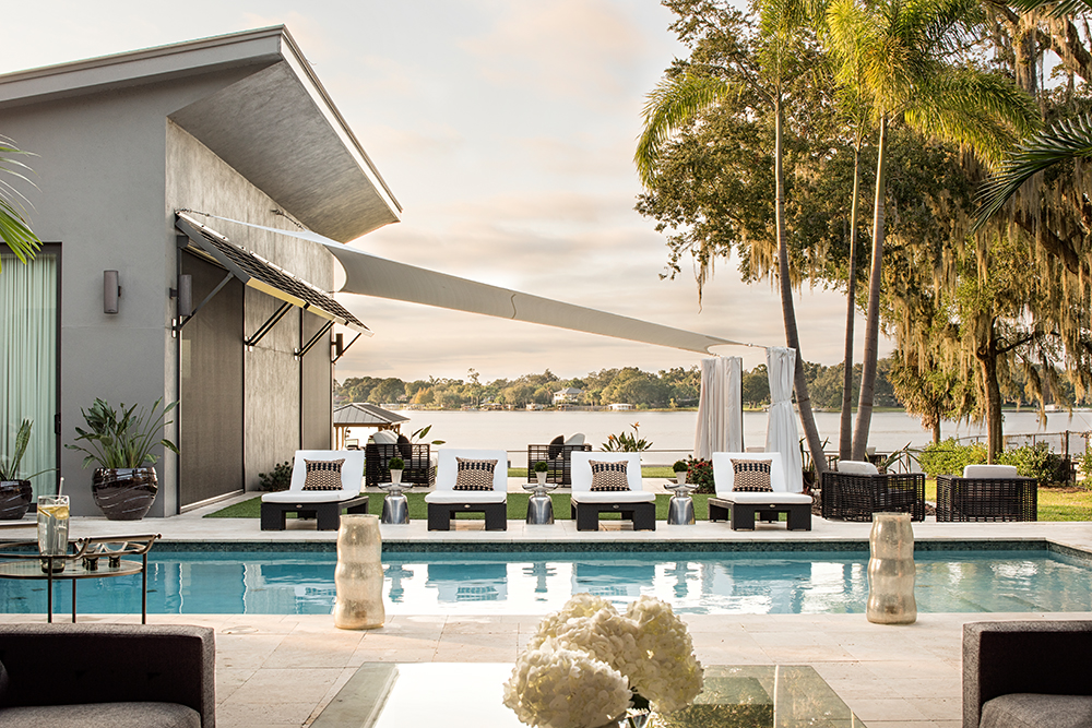 Modern and Functional Outdoor Living